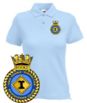Womens Economy Fitted polo from £12